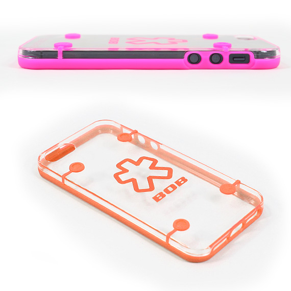 BOBLBEE ShockDrop for iPhone 5