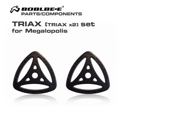 ボブルビー パーツ TRIAX(メガロポリス用デルタフック)